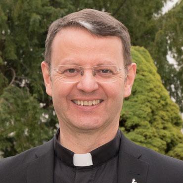 P. Christian Marte SJ